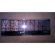 Paleta Sombras Neutras Fosca - Mega Nude