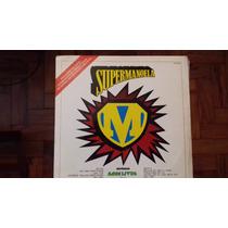 Lp Da Novel Supermanoela - Excelente Estado! R$ 47,00