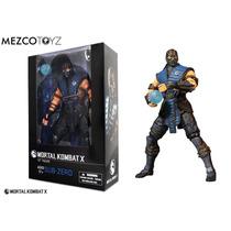Mortal Kombat X - Sub Zero - 30 Cm Escala 1/6 - Mezco - Novo