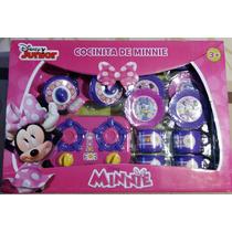 Disney Juego De Te De Minnie Mouse Nuevo