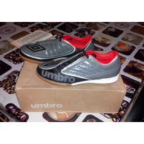 Zapatos Futsal Umbro Nuevos! Talla 10 Us, 44 Eur, 28cm