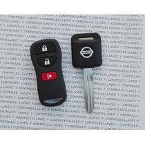 Oferta Llave Y Control Nissan Frontier Titan Xtrail Quest