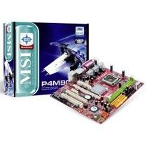 Placa Madre Intel Pentium 4 Procesador 4.2 Ghz