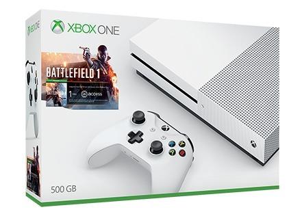 07fcc2b77 Promoçao Console Xbox One S 500gb