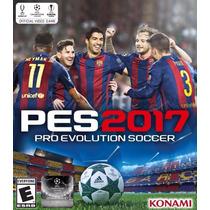Pro Evolution Soccer 2017 Pes 17 Pc Original Español Online
