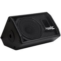 Caixa Monitor Retorno Passivo 10 Af 100w Rms Master Audio