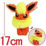 Peluche Pokemon Flareon 16 Cm Hermoso A Precio De Remate!!