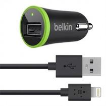 Belkin Cargador Para Auto Con Cable Usb 2.0 - Lightning 1.2