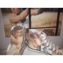 Justin Bieber Zapatillas