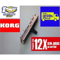 Potenciômetro Value Teclado Korg X3 X2 X5 C/protetor Pó