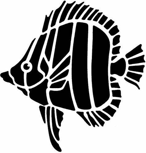 Catalogo Kleurplaat Stencil Peces Y Mar 30 00 En Mercado Libre