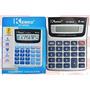 Calculadora Kenko Kk-8985a Bolsillo Comercio 8 Digitos