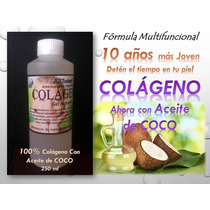 Colageno Con Aceite De Coco