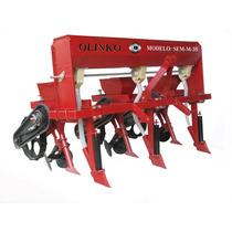 Sembradora Y Fertilizadora De Maiz Implemento Para Tractor