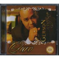 Cd Gerson Rufino - Ouro (bônus_playback)