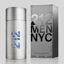 Perfume 212 Men Carolina Herrera 100ml Importado - Original