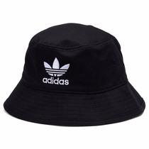 Gorra Sombrero Trifolio Bucket Hombre Adidas Aj8995