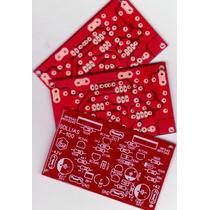Placa Para Montagem Amplificador 100w Ab Com Mosfet