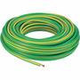 Cable Automotriz 100% Cobre Verdeyamarillo N-# 6