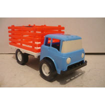 Camion Ford De Redilas - Camioncito De Juguete Escala