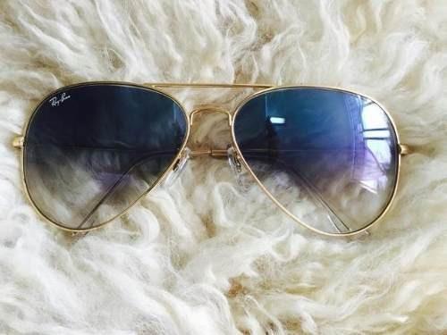 Oculos De Sol Aviador Azul Espelhado Feminino Masculino - R  300,69 em  Mercado Livre d0af70381a