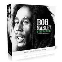 Box 6 Cds Bob Marley & The Wailers (2013) - Novo Lacrado