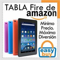 Tabla 7 Pulgadas Amazon Fire Doble Cámara
