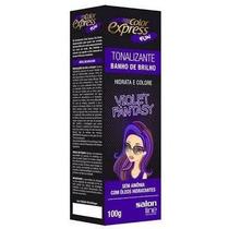 Tonalizante Color Express Fun Violet Fantasy - Salon Line