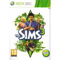 The Sims 3 - Xbox 360 - Seminuevo