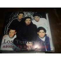 Cd Single Los Temerarios Adios Te Extrañare Ver Demo Y Pop