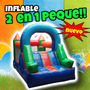 Brincolin Inflable 2 En 1 Peque Lonas Intercambiables
