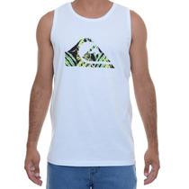 Camiseta Masculina Quiksilver Regata Basic Pack