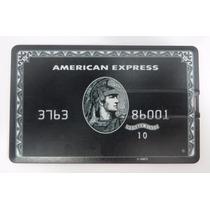 Pen Drive Personalizado Cartão Crédito American Express 4gb