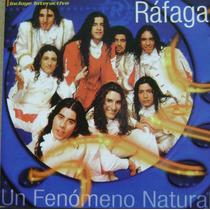 Rafaga Cumbia De Los 90-grupo -cd Original
