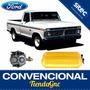 Equipo Gnc Convencional Ford F100 80 + 2 Tubos 15m3 120 L