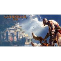 Patche God Of War 1e2 (jogoplay2) +brindes: Nfs 1, 2 , 3 E 4