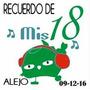 VFE135- Recuerdo de.. Personalizable