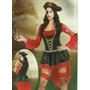 Fantasia Feminina Pirata Do Caribe Importada Carnaval 2017