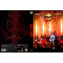 Guns N Roses Dvd Live Mexico 19 Y 20 Abril Foro Sol