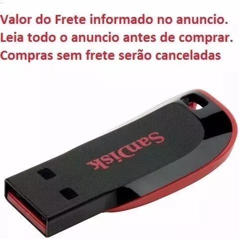 33ffac095d Pendrive Sandisk 16gb Original Não É Frete Gratis - R$ 10,00 em Mercado  Livre