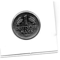 Alemania 1 Deutsche Mark 1982 Bundesrepublik Deutschland