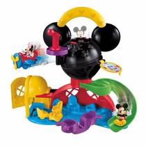 Casa De Mickey Mouse Disney Junior De Fisher Price