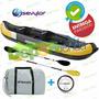 Kayak Sevylor Colorado Inflable 2 Personas + Remos + Manomet