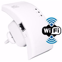 Amplificador Wireless Repetidor Sinal Wifi Expansor 300mbps