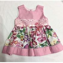 Vestido Festa Infantil Criança
