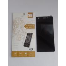 Mica Cristal 9h Privacidad P8 Lite Ale-l23 Huawei Templado