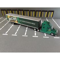 Trailer Freightliner Cerveza Indio Tonkin Réplicas 1:87 Ho