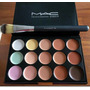 Paleta De Contornos Mac 15 Colores