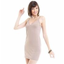 Combinação Segunda Pele Alcinha Vestido Renda Curto Barato