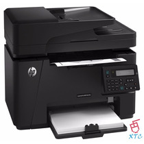 Impresora Laser Multifuncional Hp M127fn Copia Fax M127 Xtc